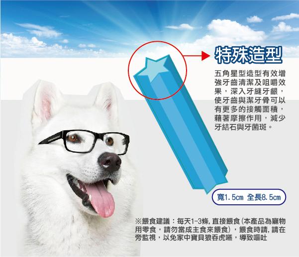 特殊造型可深入牙縫牙齦,更有效的保護狗狗口腔丨全球寵物幫助毛小孩牙齒的健康與發育