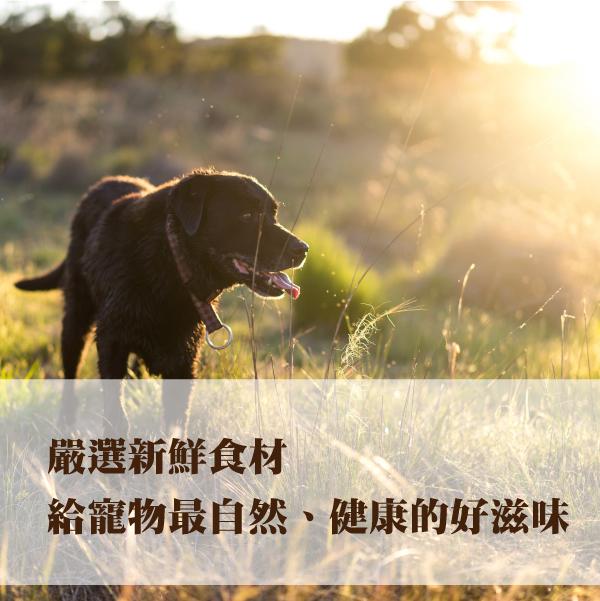 嚴選新鮮食材,給愛犬最自然健康的好滋味丨戀戀寵物餅乾零食-全球寵物